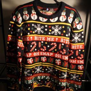 Men's H&M Christmas Sweater
